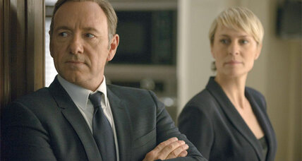 Robin Wright's TV series 'House of Cards' will return for a third season