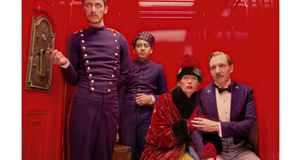 Tilda Swinton, Ralph Fiennes discuss the new Wes Anderson movie 'The Grand Budapest Hotel'