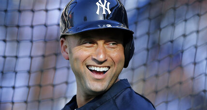 Derek Jeter to retire at end of 2014 baseball season