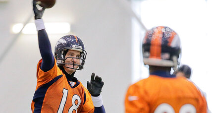 Peyton Manning pockets 5th MVP, an NFL record