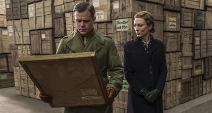 'The Monuments Men' is lackluster despite a great premise and cast