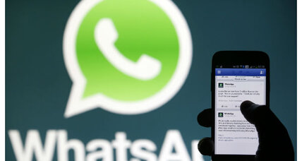 WhatsApp purchase: Teens fleeing Facebook can run, but can't hide (+video)