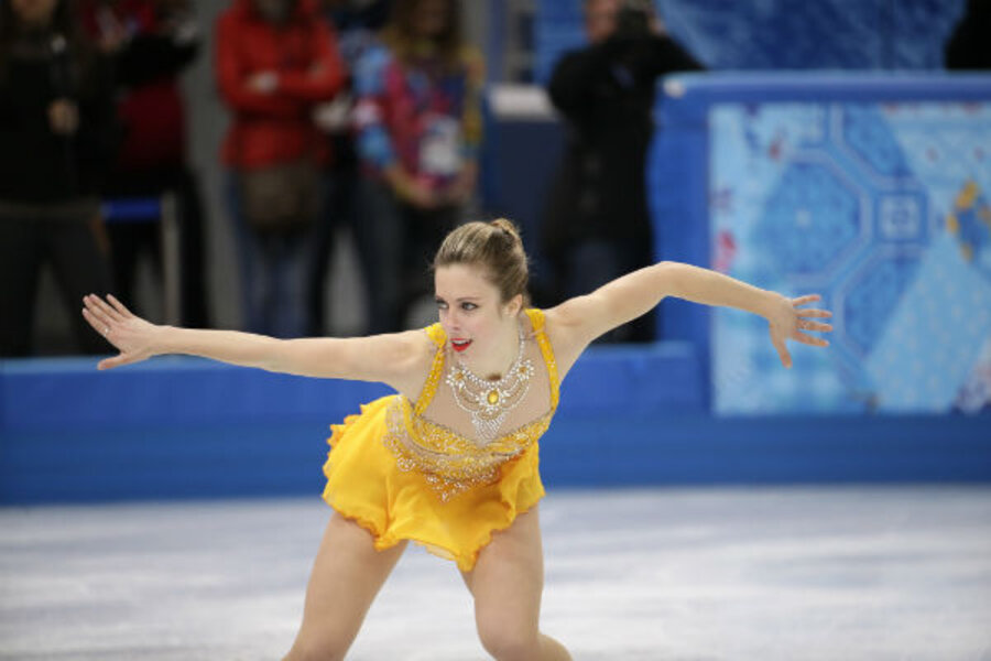 Olympic figure skating: Learning to lose with grace