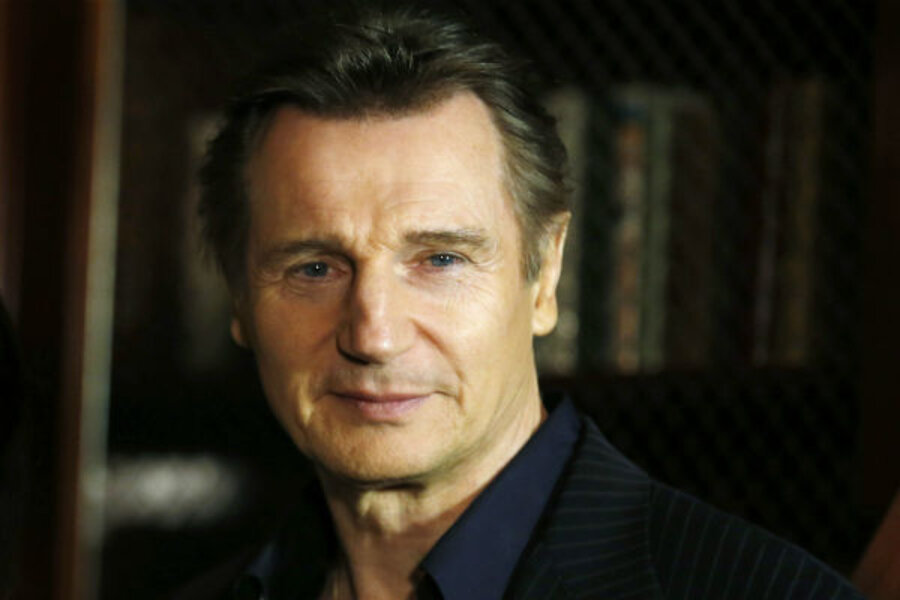 Liam Neeson teaches that we all grieve differently