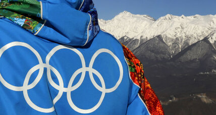 Sochi security: Not a game (+video)