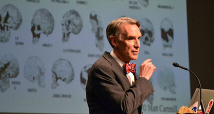 Bill Nye and Ken Ham prove theory of coexistence