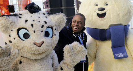 Sochi Winter Olympics: Mascot merchandise ties the Games together