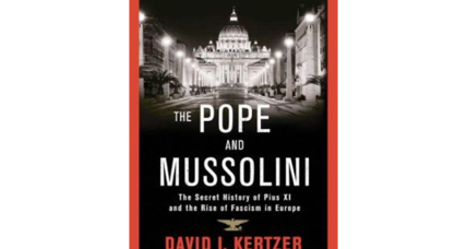 'The Pope and Mussolini' author David I. Kertzer discusses the surprising relationship between the two men