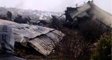 Plane crash: 77 killed in Algerian military plane crash