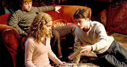 J.K. Rowling says she's had second thoughts about one of the 'Harry Potter' romances (+video)