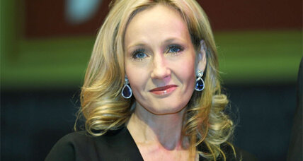 J.K. Rowling announces sequel to 'The Cuckoo's Calling' (+video)