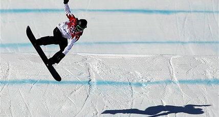 Sochi slopestyle snowboarding debuts: Who needs Shaun White?