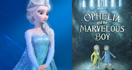 Hans Christian Andersen's 'The Snow Queen' inspires Disney and a children's author (+video)