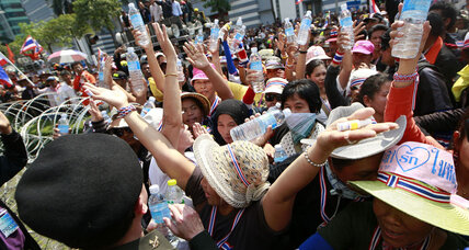 Thai elections fail to end antigovernment protests