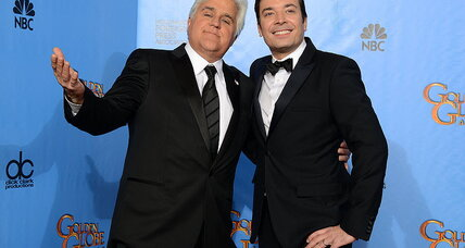 Jay Leno exits. Jimmy Fallon succeeds, or not. Late-night lives on. (+video)