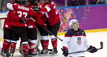 Another day, same result: Canada beats US in Olympic hockey
