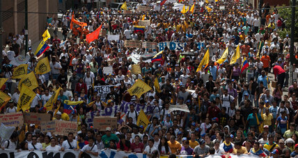 Venezuela: Could protesters' deaths hurt fractured opposition? (+video)