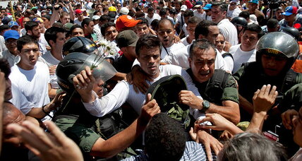 What's going on in Venezuela? (+video)