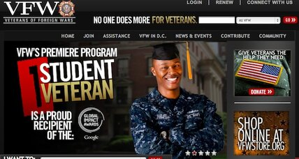 Microsoft investigates zero-day attack on veterans website