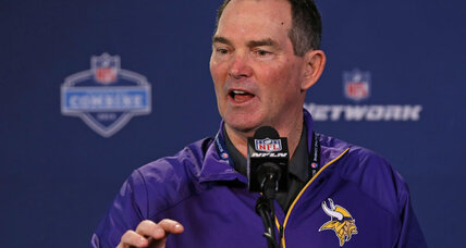 Vikings looking at quarterback position ... again