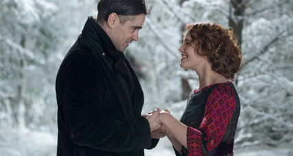 'Winter's Tale' has impressive period detail but overly mushy romance