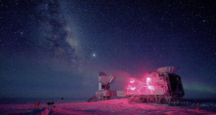 Did scientists really have to go to the South Pole to spot those Big Bang waves?