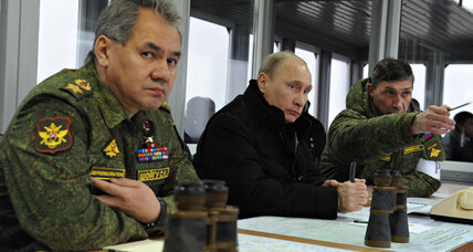 Russia to the West: We're the good guys in Crimea (+video)