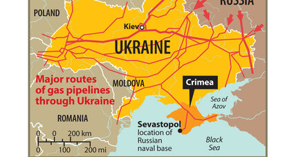 Ukraine crisis: Would Putin shut off gas again?