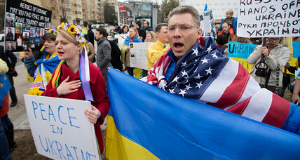 Is Ukraine crisis proof that Obama's 'lead from behind' policy failed? (+video)
