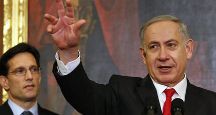 Netanyahu at White House: With clock ticking, Obama reengages in Mideast (+video)