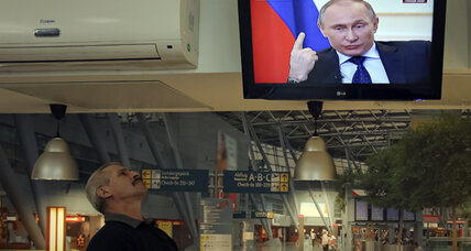 Putin on Ukraine: What he said, and what he meant