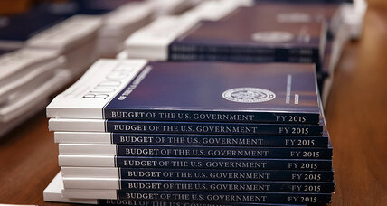 Obama budget trims deficit, but US debt still huge by history's yardstick (+video)