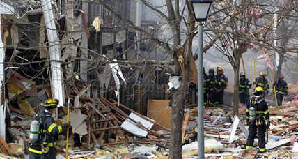 New Jersey explosion kills one, injures seven