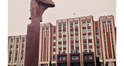Is Transnistria the ghost of Crimea's future? (+video)