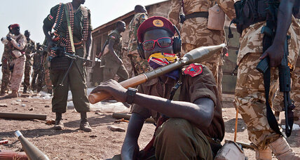 South Sudan: Fatal gunfire in Army barracks where war started