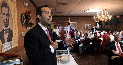 George P. Bush wins Texas primary. Return of the dynasty?