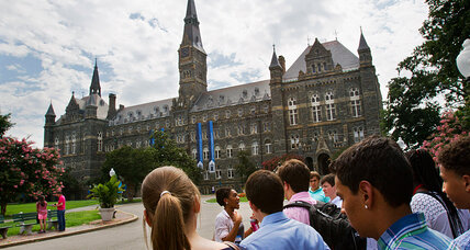 College freshmen survey: Students cite cost in passing up first-choice school