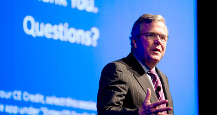 Jeb Bush in 2016? Barbara Bush backs away from 'no.'