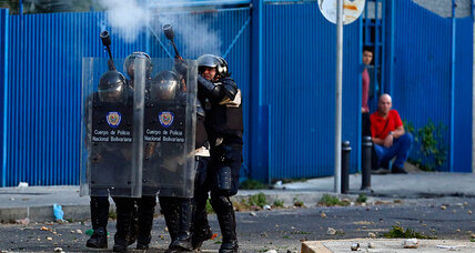 Venezuela: Why are brushes with crime so pervasive?