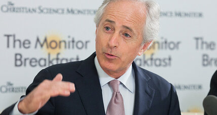 Sen. Bob Corker 'disappointed' in US handling of Syrian humanitarian crisis