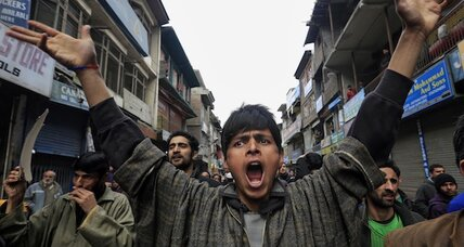Protests in Kashmir after 67 students suspended for cheering the wrong team