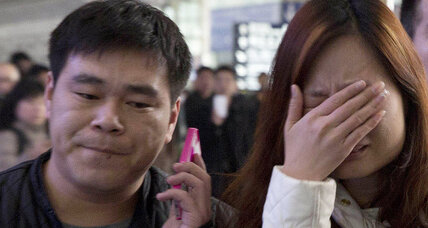 Malaysia Airlines plane missing: Stolen passports raise suspicions of terrorism