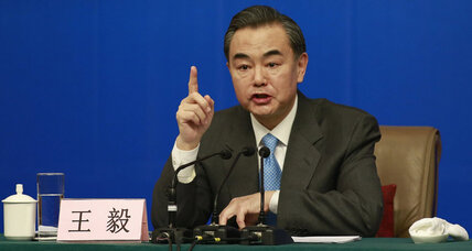 China urges calm and restraint in Ukraine
