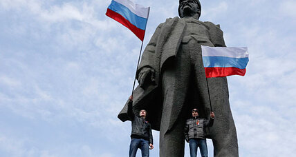 Obama refuses to recognize a Russian Crimea. But is secession illegal? (+video)