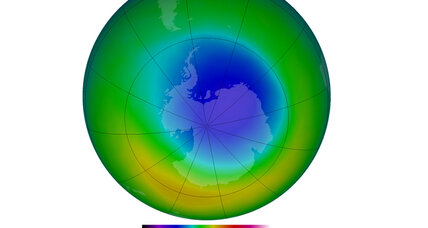 Loopholes in CFC ban pose new threat to ozone layer, say scientists
