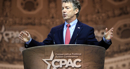 Will Edward Snowden affect presidential race? Rand Paul hopes so.