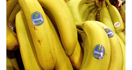 No second banana: Fruit giants Chiquita and Fyffes merge (+video)