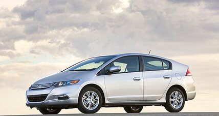 Honda hybrids go bigger; Insight axed
