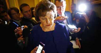 Sen. Dianne Feinstein: the woman who could rein in the CIA (+video)