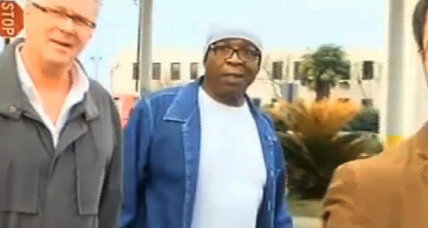 Death row inmate, wrongfully convicted, goes free almost 30 years later